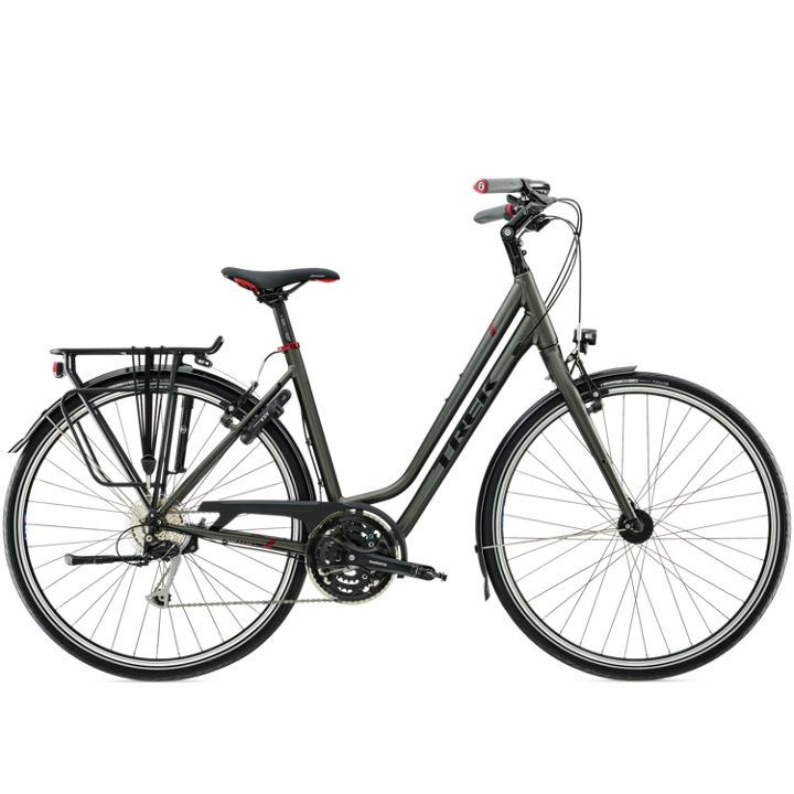 Trek X300 Charcoal Metallic