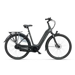 Batavus Finez E-Go Power Smoke Black