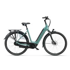 Batavus Finez E-Go Power Petrolsilver